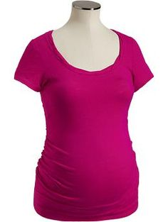 Already bought it in two colors, wish I had bought more. A little think but fit is really nice. Wouldn't buy it in white.