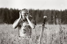 epic roman soldier picture - Google Search
