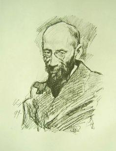 Валентин Серов. Портрет Нурока