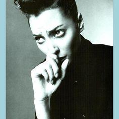2017/04/19 12:11:58 meiselpics #ChristyTurlington in 'Nuove Forme' (July 1994), by #StevenMeisel  Fashion Editor: #GraceCoddington and #JoeMcKenna Hair: #Garren Make-Up: #DeniseMarkey  #Editorial #Photography #Fashion #Models #VogueItalia #Magazine #FrancaSozzani