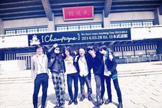 [Champagne]2014/3/28  [Champagne]クルーとして最後の記念写真。良い写真。また必ず戻ってきます。洋平 Rock Bands, Twitter Sign Up, Thankful, Tours, Album, Shit Happens, Learning, Champagne, Studying