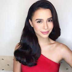 Yassi Pressman (ctto) Yassi Pressman, Open Your Legs, Heart Evangelista, Minimalist Makeup, Filipina, Pinoy, Heroines, Along The Way, Pretty Face
