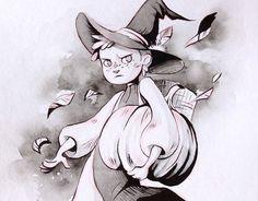 Julia Körner art - Google Search Halloween Art, Google, Art Production, Halloween Crafts