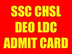 Candidates will download the admit card either on-line or offline procedure  according to the necessity of applied examination.Admit Card is most essential  document for aspirants who agency are reaching to seem for the examination. SSC  MTS Admit Card 2017 beside examination hall price tag, decision letter for Multi  Tasking employees (MTS) examination date is currently on the market to download  at careerchamber.com.