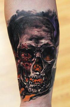Skull Tattoos | Inked Magazine