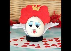 Extreme egg decorating