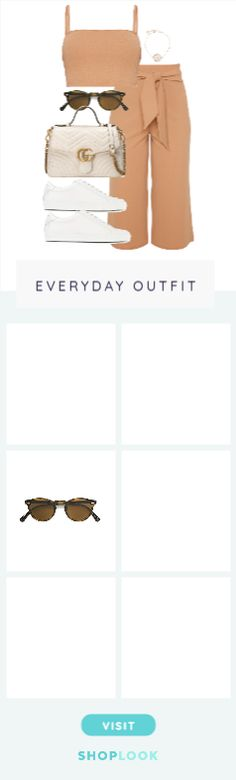 2 created on ShopLook.io featuring , , Oliver Peoples, , , perfect for Everyday.
