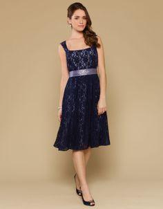 Crissy Dress | Navy | Monsoon