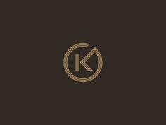 Kg Monogram