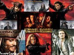 Pirates of the Caribbean Pirates