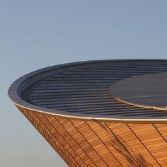 Olympic Velodrome  Photo by GLA