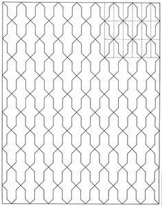 Pattern in Islamic Art - MAH 029