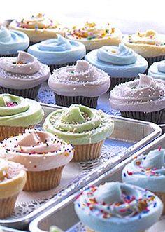 The original Magnolia Bakery cupcake recipe