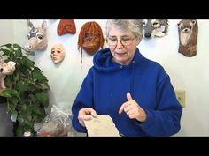 Jonni Clay 2.0 - Paper Mache Clay Recipe Experiment