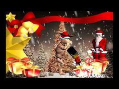 liebe Grüße für Frohe Weihnachten vom Weihnachtsmann - YouTube