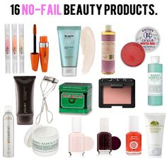 jillgg's good life (for less) | a style blog: 16 no-fail beauty products!