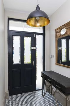 Richmond Park, Cupboard Storage, Farrow Ball, Front Doors, Joinery, Shutters, Storage Spaces, Home And Family, Windows