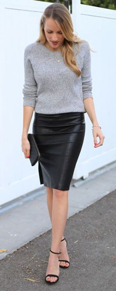 a4d41762ed 46 Fabulous Winter Work Outfits Ideas To Try Now
