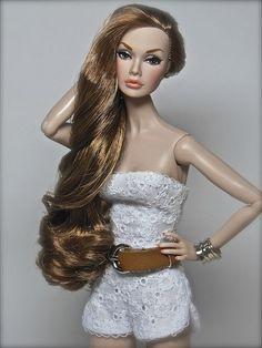 Fashionroyalty.net Doll Fashion royalty, Barbie | VK| poppy