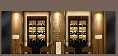 whiskey bar Presentation Board Design, Interior Design Presentation, Interior Design Business, Interior Rendering, Interior Sketch, Interior Concept, Restaurant Plan, Hotel Room Design, Hotel Interiors