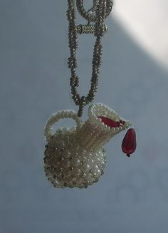 Drops of the Danish king | biser.info - all about beads and beaded works