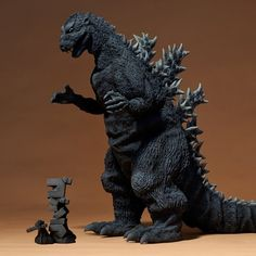 Godzilla 1954 Godzilla Suit, Godzilla Toys, Statues, Monsters, Lion Sculpture, King, Anime, Action Toys, Games