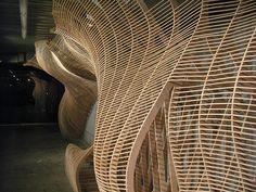 parametric wood
