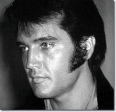 Elvis Presley et Vernon Conférence de presse Las Vegas 1 août 1969