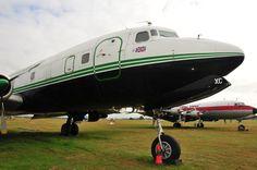 Air Atlantique. DC-6 G-SIXC