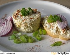 Ruský sýr Avocado Toast, Baked Potato, Camembert Cheese, Mashed Potatoes, Dairy, Pudding, Homemade, Baking, Breakfast