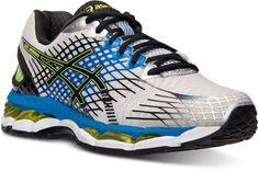 Asics Men's GEL-Nimbus 17 Running Sneakers from Finish Line