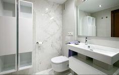El baño una de las piezas sugerentes par el hogar contemporáneo, un espacio para relajar el estrés acumulado en la vida diaria, #loftTRES #lavabo #TRESGriferia #spain