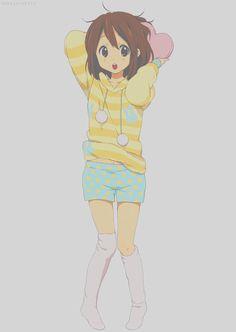 K-ON! - Yui, Mugi, Azusa, Ritsu and Mio