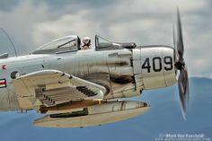 https://flic.kr/p/GR3TGq | A-1 Sky Raider | 2016 Planes of Fame Air Show