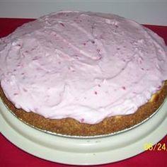 Raspberry Mousse Cheesecake Recipe - Allrecipes.com