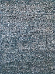 """Kim Whanki (1913-1974) / """"Where, in What Form, Shall We Meet Again, 16-IV-70 #166"""" (Gallery Hyundai)"""