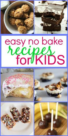 Simple Baking Recipes For Toddlers.Baking With Kids: Fun And Easy Recipes For Children Saga. 30 The Best Football Party Food Kitchen Fun With My 3 Sons. 16 Healthy Kids Snacks TGIF This Grandma Is Fun. Home and Family Baking Recipes For Kids, Baking With Kids, Kid Recipes, Jello Recipes, Whole30 Recipes, Vegetarian Recipes, Healthy Recipes, No Bake Recipe For Kids, Recipes For Children