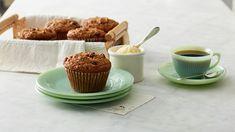 Mini Orange Muffins