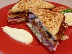 Sandwich especial de la casa