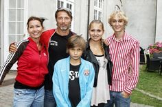 How do you kill time? Mads Mikkelsen: Well, I try not to kill time, I try to use it. One of the things I am a big fan of is my family so I spend a lot of time with my family. And if they are working or in school, then I do sports. I am a huge fan of doing sports and watching sports – that has been an enormous part of my life since I was a small kid so whatever I can do – ball game, bicycle riding – I will do it.