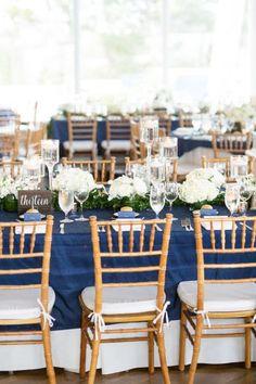 Du bleu pour la décoration de votre mariage en 2016? Inspirez-vous de ces superbes idées ! Image: 17