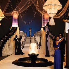 Classique Magnifique theme prom