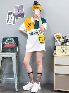 Korean Fashion Trends you can Steal – Designer Fashion Tips Korean Girl Fashion, Korean Fashion Trends, Ulzzang Fashion, Korean Street Fashion, Korea Fashion, Cute Fashion, Asian Fashion, Daily Fashion, Teen Fashion