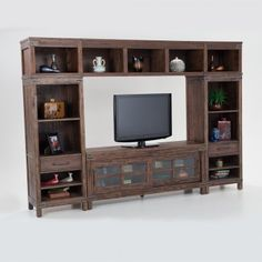 """Boulder Entertainment 52"""" Complete Wall System"""