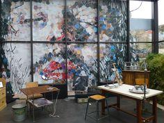 Atelier de Ced Vernay au New Hotel of Marseille