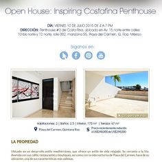 OPEN HOUSE INSPIRING COSTAFINA PENTHOUSE