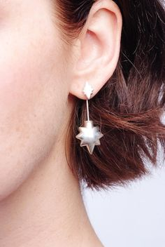 Fun statement earrings for holiday parties!