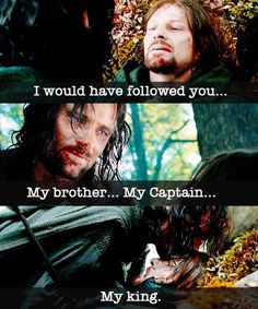 The Lord of the Rings: The Fellowship of the Ring | 28 Movie Quotes Guaranteed To Make You Cry Every Time