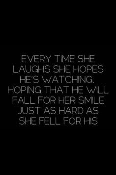 Yeahh..really hope that..but at the end, you just wanna smile for a long time and you never notice that he always watched over you..it's sweet  really? Huhuhu