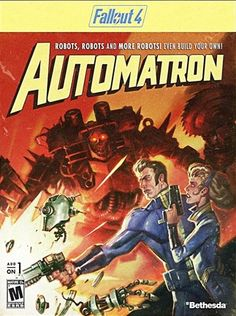 Fallout 4 – Automatron DLC Free Download | Full Version Games PC + Crack | Keygen